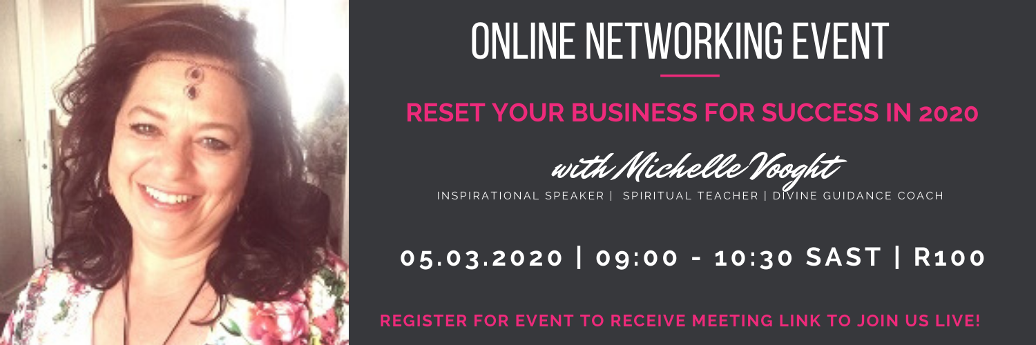 05 March Online Networking Event
