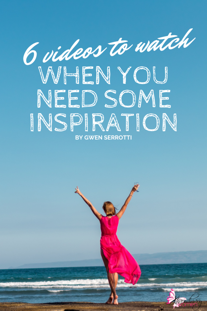 6 Videos to Watch When You Need Some Inspiration Pinterest
