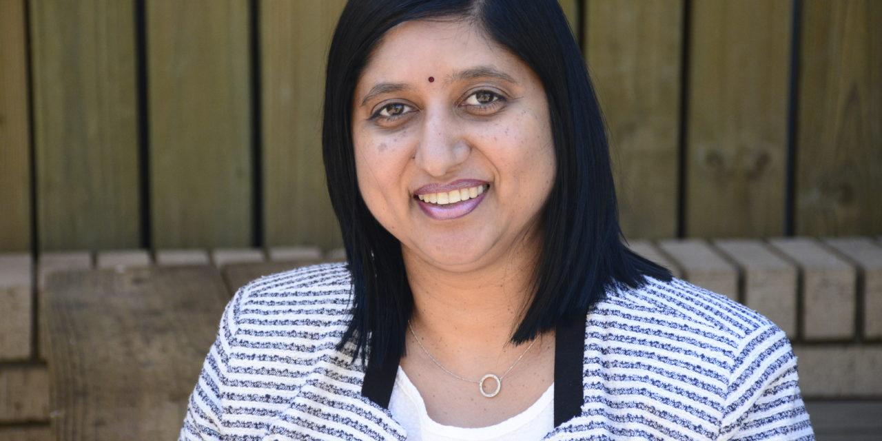 Jayshree Naidoo: CEO of YIEDI