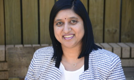 Jayshree Naidoo: CEO of YIEDI