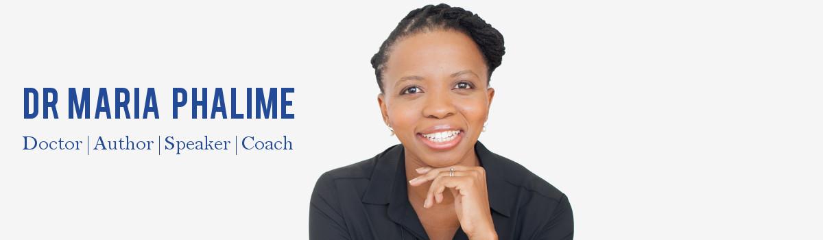 Dr Maria Phalime: Medical Doctor | Award-Winning Author | Speaker | Coach