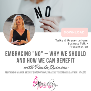 Embracing No – Why We Should and How We Can Benefit Replay