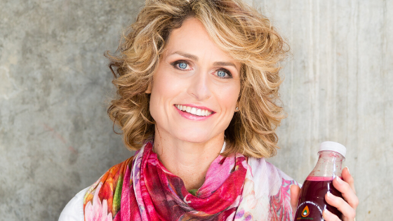 Fiona Stander: CEO & Founder of Juice Revolution