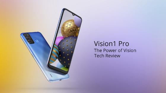 itel Vision1 Pro Tech Review