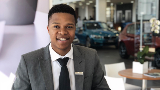 Jozi Businessman Blends Fast Cars, Coffee and Culture