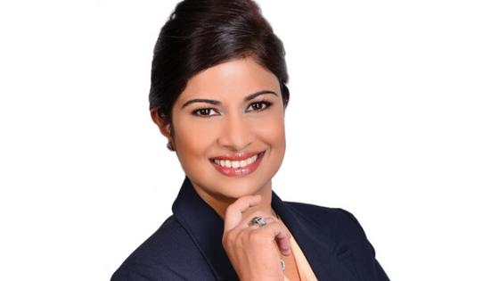 Kershnee Govender: Corporate Affairs Director of M-Net