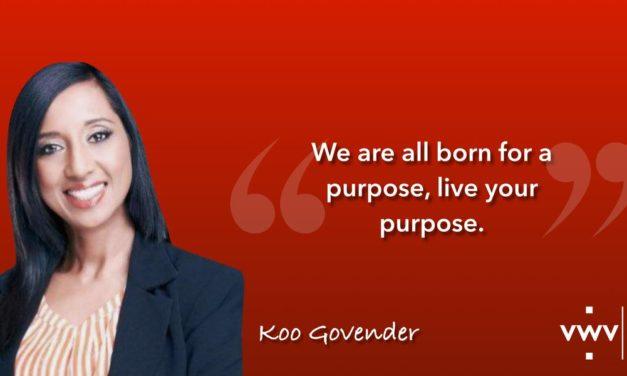Koo Govender: CEO of VWV Group