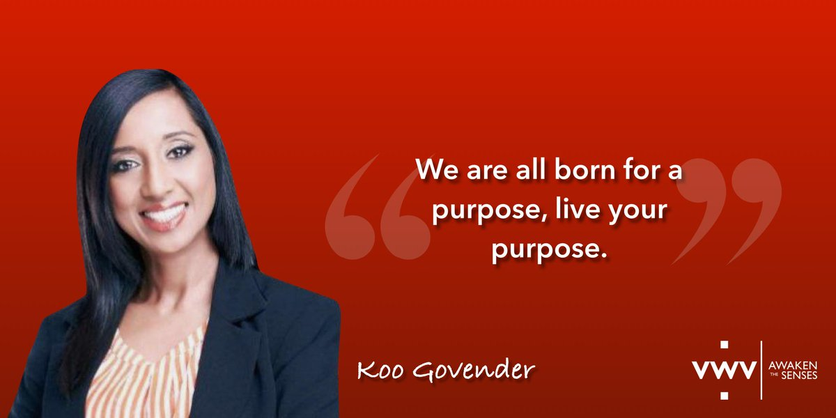 Koo Govender: CEO of VWV Group