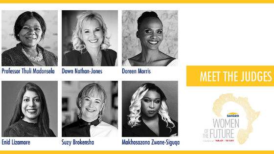 Prestigious Panel Of Judges Announced For The 2021 Santam Women Of The Future Awards