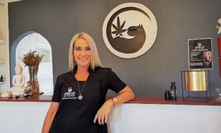 Michelle Campbell: Owner Of Green Cat Health Organic Health Products