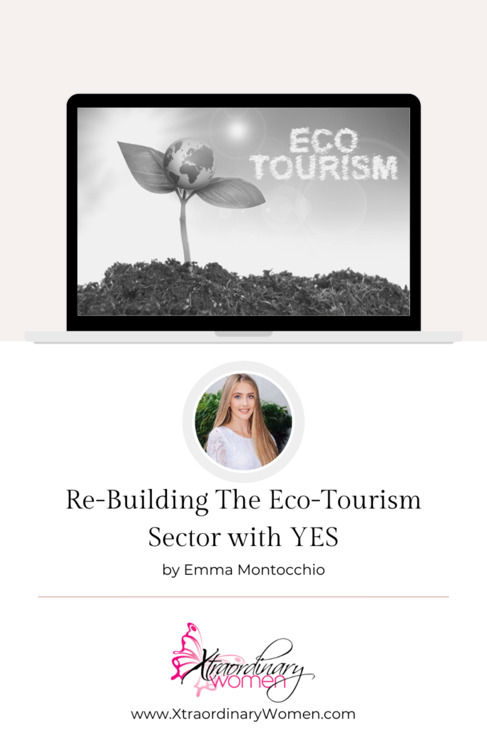Re-Building The Eco-Tourism Sector with YES