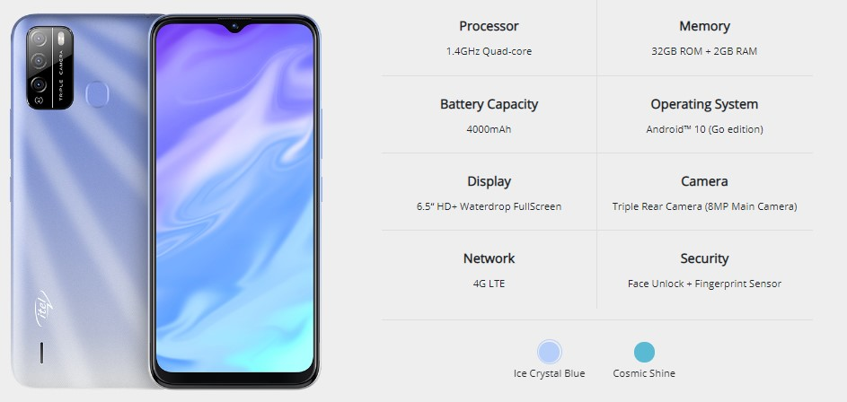 Vision1 Pro Specifications