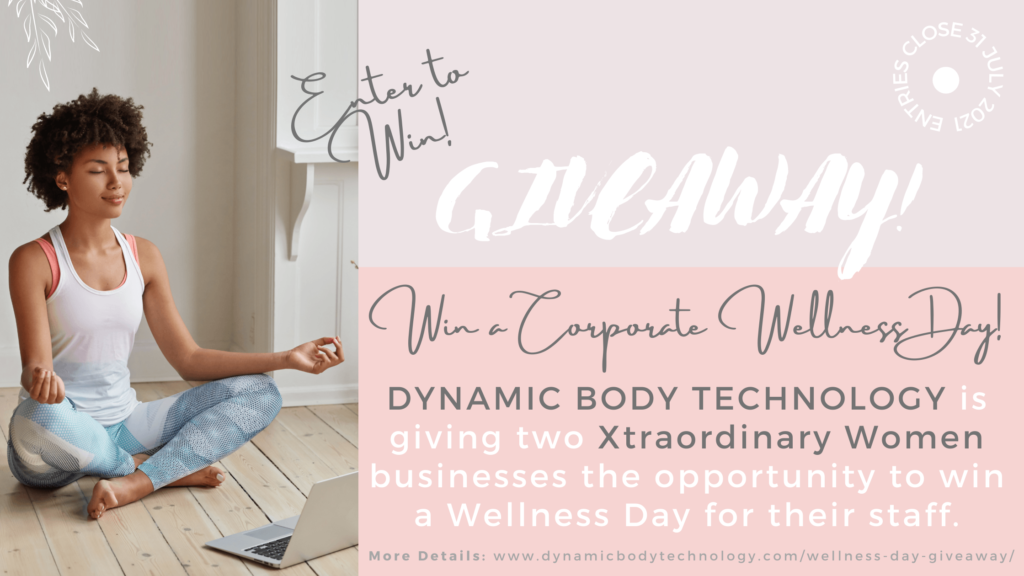 Win a Corporate Wellness Day
