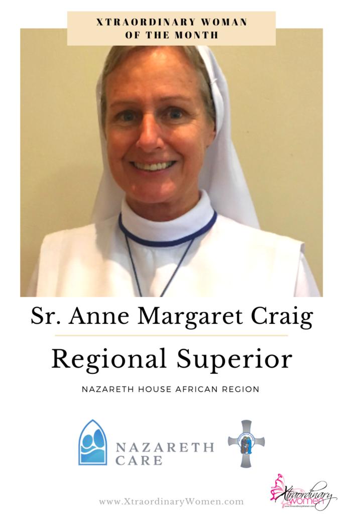 XWOM Sr. Anne Margaret Craig