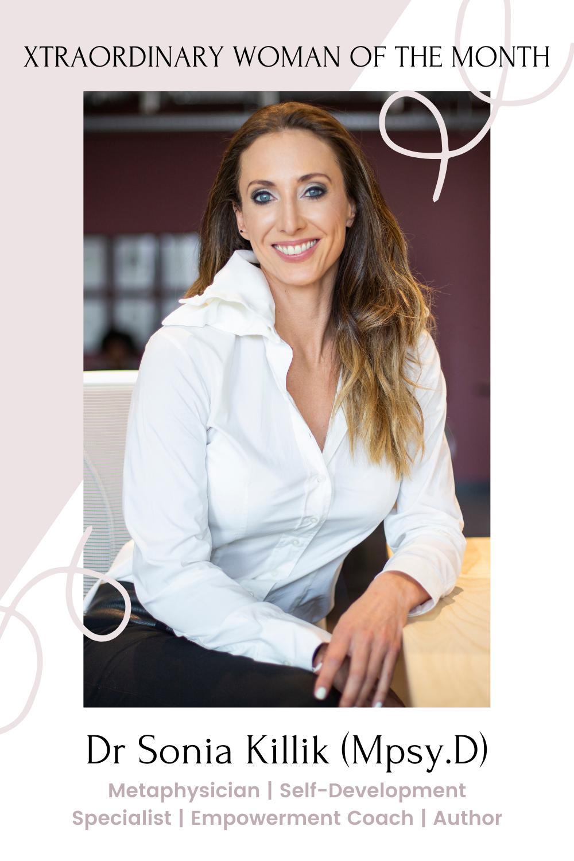 Xtraordinary Woman of The Month - Dr Sonia Killik