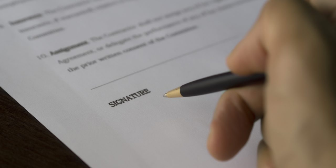 """The Importance of Not Settling for that """"One-Pager"""" Agreement"""